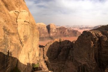 Rijm Asaf, Jebel Rum